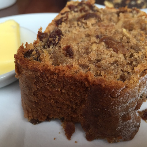 Apple and Sultana Fruit Loaf
