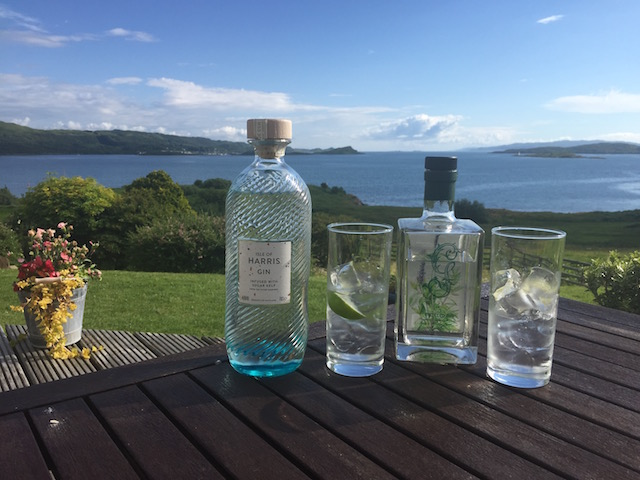 Friday Night Gins at Loch Melfort Hotel