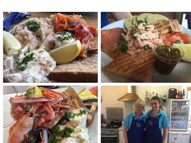 Kishore Seafood Bar - Foodies on the NC500