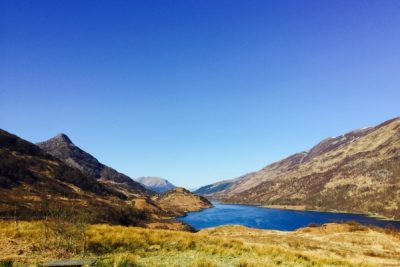 Private Day tour to Glencoe