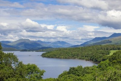 Loch Lomond Private Tour