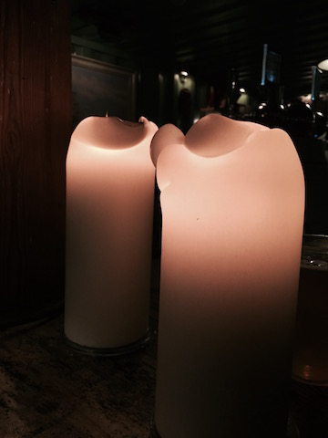 Candles galore