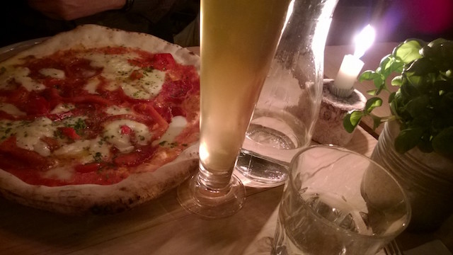 Pizza at Mother