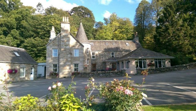 East Haugh House Hotel