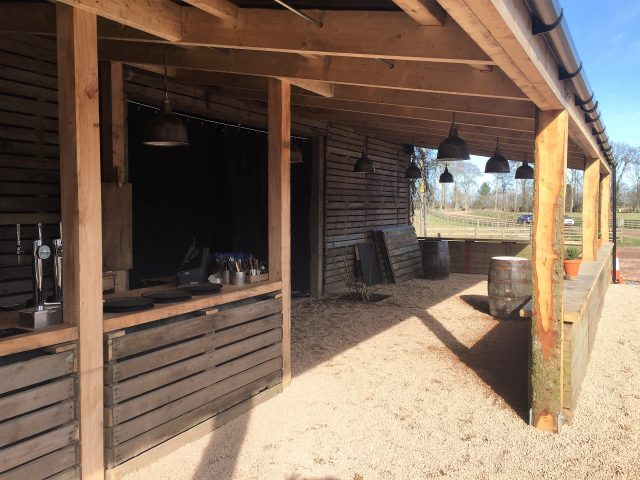 The Balgove Larder Steak Barn