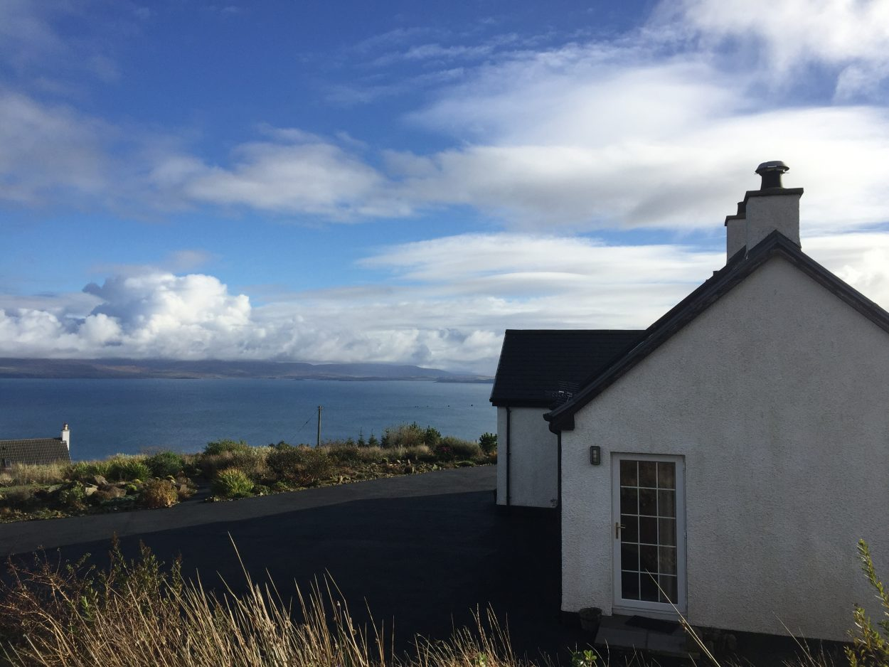 Self Catering Cottage Skye Creagach Cottage Geary