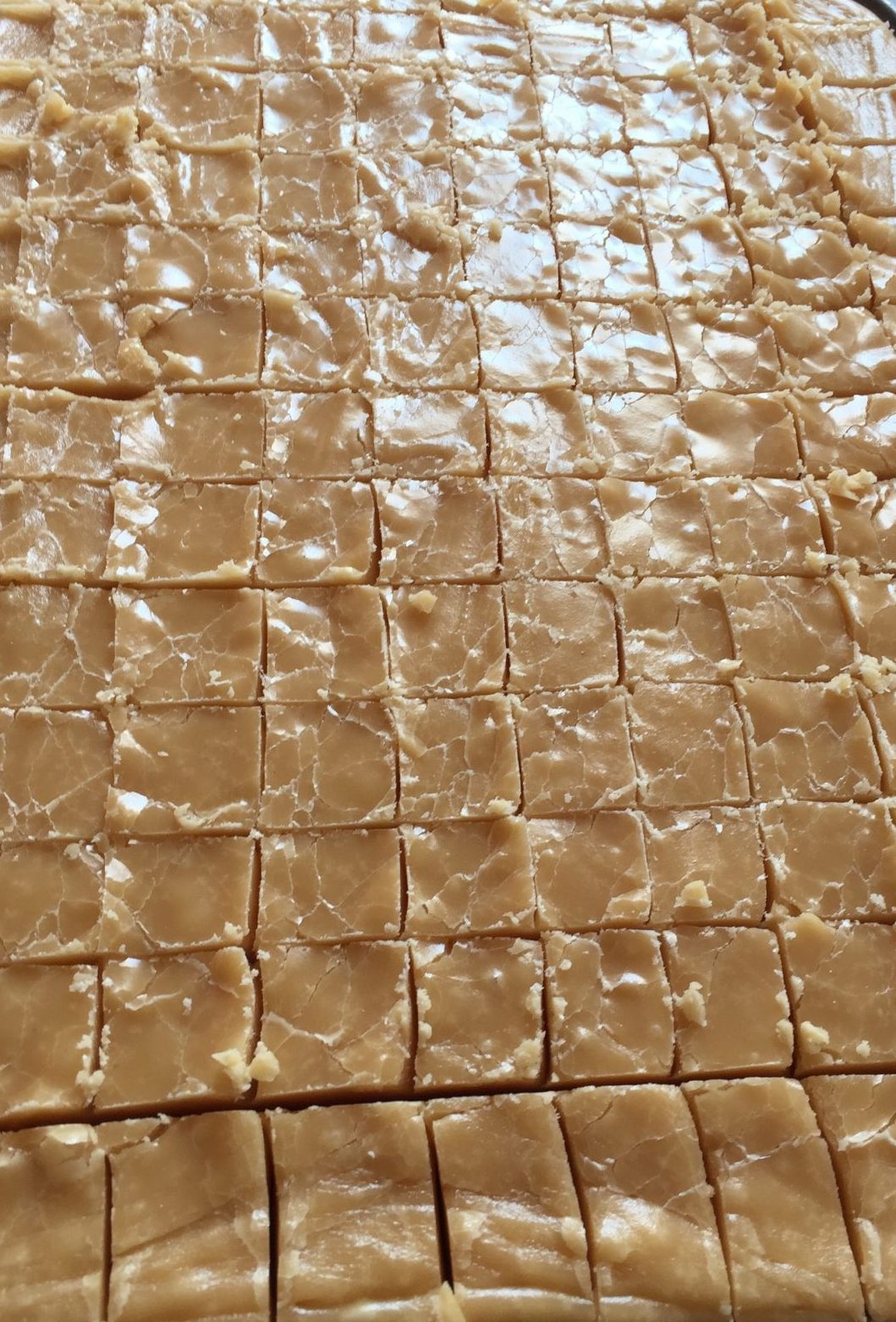 Our Homemade Scottish Tablet