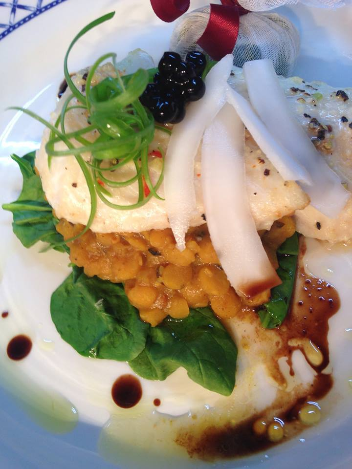 Thyme at errichel restaurant your scottish tour for Fish thyme menu